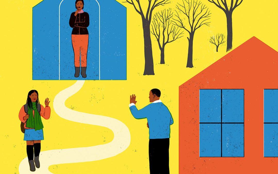 Five Co-parent Living Arrangements to Consider